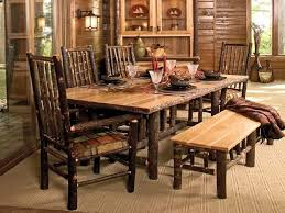 Western Style Dining Room Sets Cheap Rustic Dining Table And Chairs Rustic Dining Room Table Set