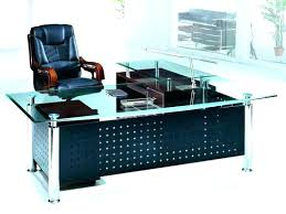 Office Depot Glass Desk Glass Desk Protector Medium Size Of Office Depot Computer Desks