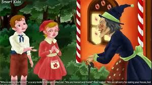 hansel and gretel cartoon for kids fairy tale story for
