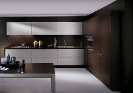 Scavolini Kitchen by Glam By Scavolini The Ribbed Mat Lacquered Door In Aluminium
