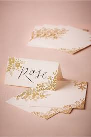gilded garden place cards 8 in sale bhldn