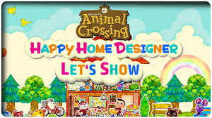 let u0027s show animal crossing happy home designer die ersten 30