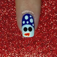 kelliegonzo guest post by nail polish pursuit christmas nail art