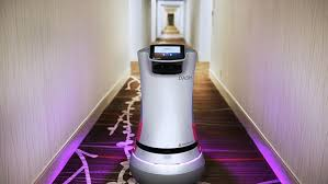 the most surprising hotel amenities from stripper poles to robots