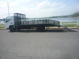 Used Landscape Trucks by Used 2008 Mitsubishi Fe 125 Landscape Truck For Sale In Nj 10776