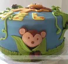 jungle themed baby shower cake u2013 cakes and more by nora