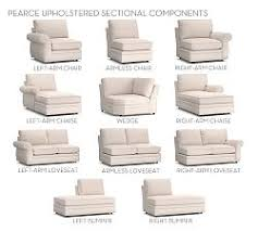 Sectional Pottery Barn All Sectionals Pottery Barn