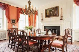 The Dinning Room A Stunning Estate With Southern Grace And Italian Romance