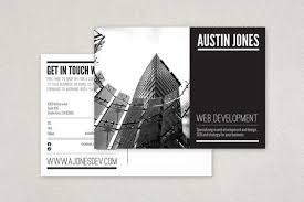 clean modern postcard template postcard design templates