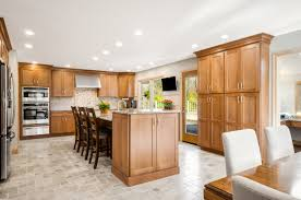 kitchen alluring design of kountry cabinets for chic kitchen