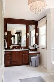 Cherry Bathroom Cabinets Design Ideas - Floor to ceiling cabinets for bathroom