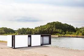 skilpod micro houses are zero or plus energy homes you can rent in