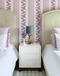 Bedroom Purple Wallpaper - 15 inspiring wallpapered bedrooms