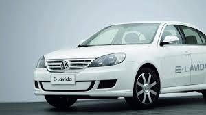 volkswagen china vw e lavida concept announced in beijing e mobility strategy