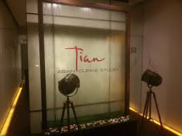 cuisine studio entry to tian itc maurya hotel delhi india picture of tian