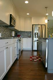 136 best transitional kitchens images on pinterest transitional bkc kitchen and bath kitchen remodel mid continent cabinetry parker door style white