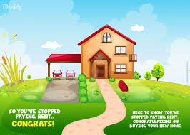 free congratulations cards for new home greetings