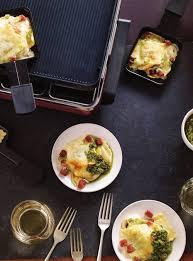 la cuisine de ricardo recette de ricardo de raclette de raviolis à la crème bistronomie