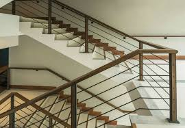 Chrome Banister 55 Beautiful Stair Railing Ideas Pictures And Designs
