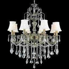 Crystal Chandelier Brizzo Lighting Stores 30