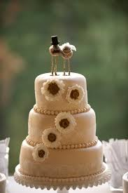 birds wedding cake toppers bird and groom cake toppers