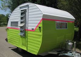 265 best glamping images on pinterest vintage campers vintage