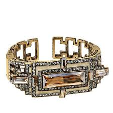 crystal buckle bracelet images Heidi daus quot gotham style quot crystal accented cuff bracelet 8536732 jpg