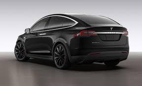 Tesla Carbon Fiber Interior How We U0027d Spec It The Ludicrous Tesla Model X P90d U2013 Feature U2013 Car
