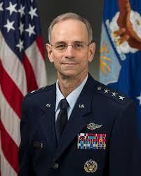 lieutenant general mark a ediger u003e u s air force u003e biography display
