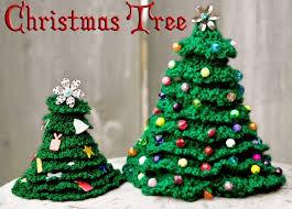 crochet christmas tree free pattern crochet pinterest
