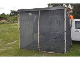 Awning Netting Easy Out Awning Mosquito Net 2 5m By Front Runner