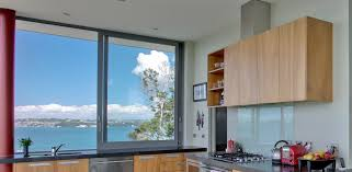 kitchen modern cabinets kitchen with modern cabinets and sliding windows awesome sliding