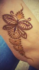 best 25 henna butterfly ideas on pinterest tattoo de henna