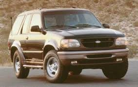 ford explorer 97 used 1997 ford explorer mpg gas mileage data edmunds