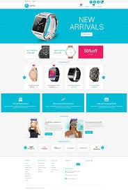 web templates website templates directory listing website theme website template 58739 watches online shop custom website