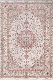Pink Oriental Rug Beautiful Fine Large Vintage Tabriz Persian Rug 51071 By Nazmiyal