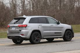 2017 jeep grand cherokee wheels 707hp hellcat powered jeep grand cherokee coming in 2017 road