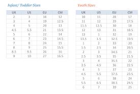 shoe size chart india vs uk puma shoes size chart