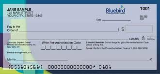 how to put a check on a prepaid card faqs bluebird by american express walmart