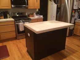 making kitchen island diy kitchen transformation painted kitchen island u2013 ground