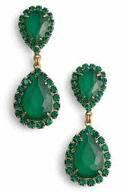 green earrings women s loren green jewelry nordstrom