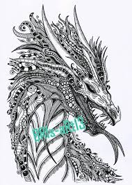 lernean hydra heads water dragon coloring pages picture