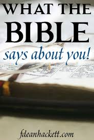 what does the bible say about you foundational