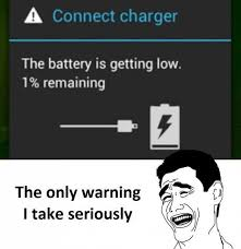 Battery Meme - dopl3r com memes connect charger the battery is getting low 1