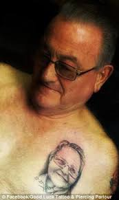 alabama gets s portrait tattooed on chest so she s always