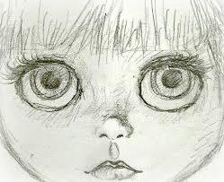 sketches for big eye sketches www sketchesxo com