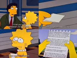 Simpson Memes - having exposure to lisa simpson memes has paid off in the past