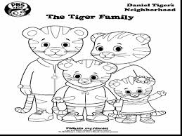 superb daniel tiger coloring pages with daniel tiger coloring