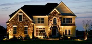 Kichler Landscape Lighting by Lighting Design Ideas Best Examples Of Home Exterior Lighting