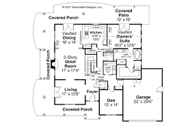 House Plans With Elevators by Country House Plans Anchorage 30 930 Associated Designs